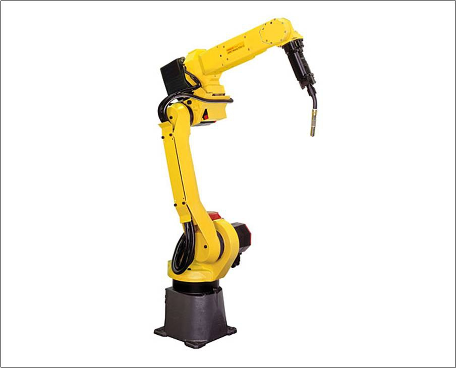 FANUC Arc Mate 100iC robot