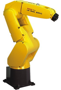 FANUC LR Mate 200iC-5WP robot